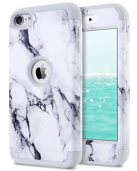 af20ccad51869 Dailylux iPod Touch 7 Coque,iPod Touch 6 Coque,iPod Touch 5 Coque Silicone