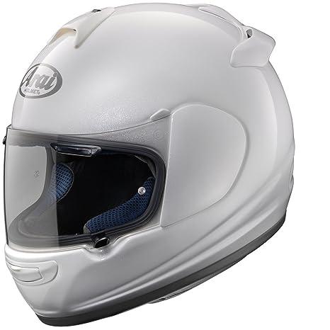 Casco integral de moto Arai Chaser-V, color blanco diamante