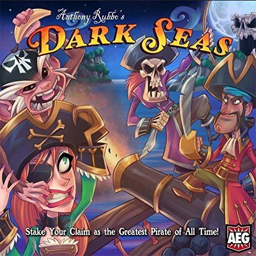 Dark Seas Board Game by AEG