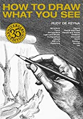 The 35th anniversary edition of the classic how-to book that has helped millions of artists learn to draw.When it was originally published in 1970, How to Draw What You See zoomed to the top of Watson-Guptill's best-seller list—and it has rem...
