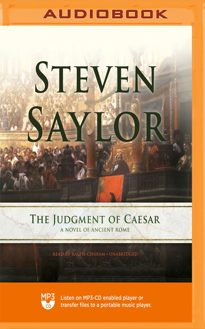 Read Online The Judgment of Caesar: A Novel of Ancient Rome (The Roma Sub Rosa Series) ebook
