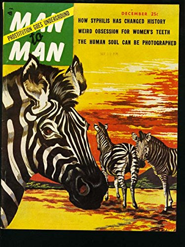 (MAN TO MAN 1953 DEC-SYPHILIS THROUGHOUT HISTORY FN)