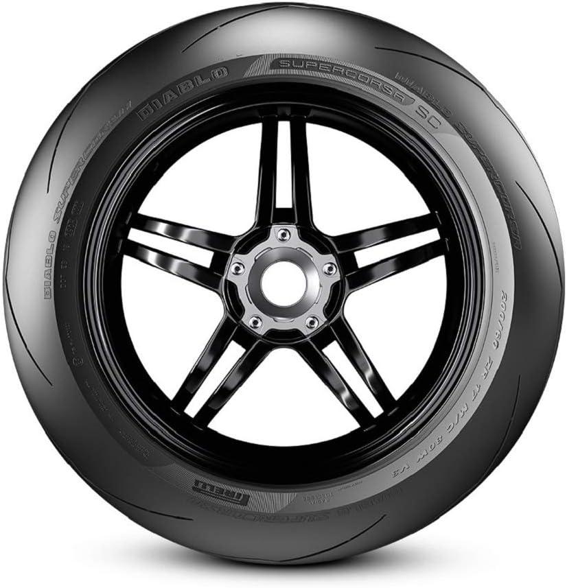 Gomme Pirelli Diablo supercorsa v3 110 70 ZR17 54W TL per Moto