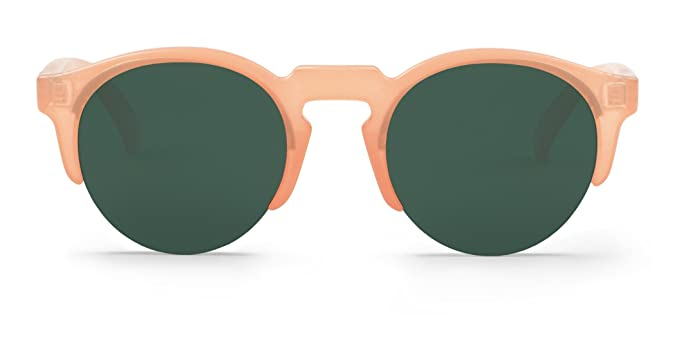 Mr Boho Peach Born with Classical Lenses, Gafas de Sol Unisex, 45