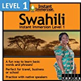 Instant Immersion Level 1 - Swahili [Download]