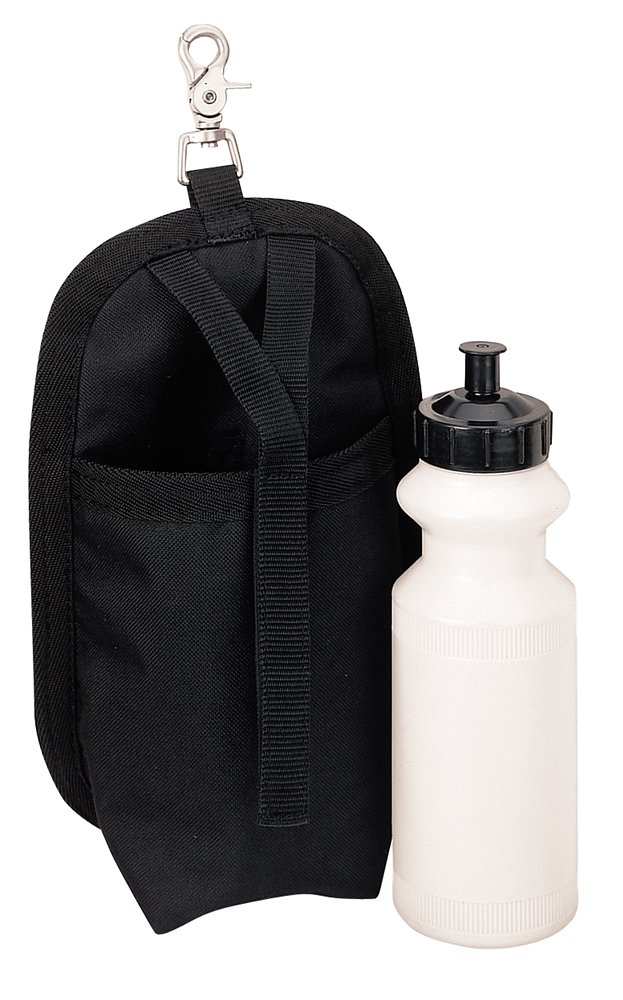 Weaver Leather Clip-On Holster with Water Bottle 15-0180-BK