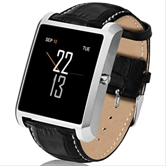 Smart Watch, Bluetooth Call Heart Rate Monitor Notificación De ...