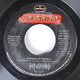 Def Leppard 45 RPM Hysteria (LP Version) / Ride Into the Sun