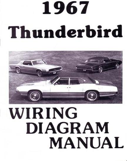 1967 ford thunderbird wiring diagram amazon com bishko automotive literature 1967 ford thunderbird t  1967 ford thunderbird