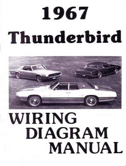 amazon com bishko automotive literature 1967 ford thunderbird t rh amazon com