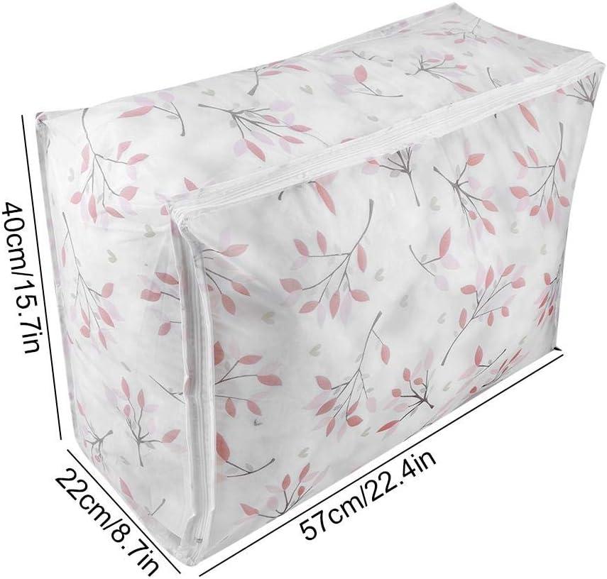 55*36*20CM Wolke Fdit 1 pieza plegable ropa bolsa de almacenamiento manta Quilt Sweater Organizador Box Pouch equipaje de viaje