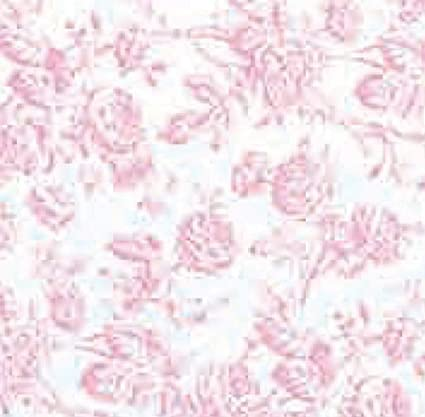 Amazoncom Dollhouse Miniature Wallpaper Tiffany Pink 3