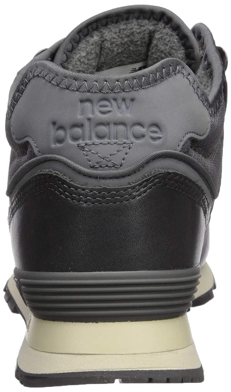 New Balance Herren 574 Turnschuhe, Schwarz    cea23f
