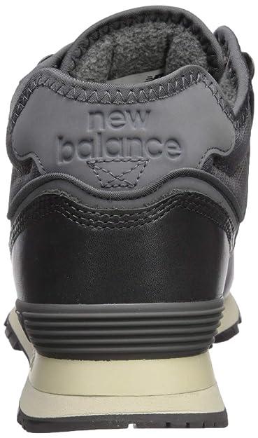 New SneakerSchwarz 574 New Balance Herren iZXPku