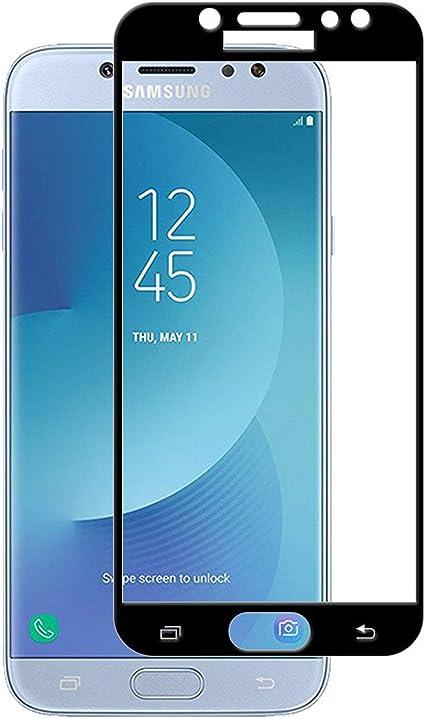 TBOC Protector Pantalla 5D para Samsung Galaxy J7 (2017) J730F (5.5