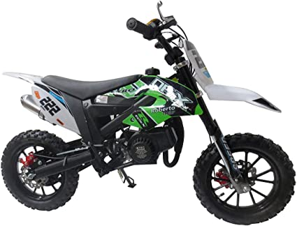 DR-X Kids Dirt Bike Holeshot-X - Mini bicicleta de cross para ...