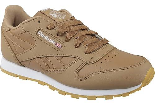 Reebok Classic Leather, Zapatillas de Deporte para Niños: Amazon.es: Zapatos y complementos
