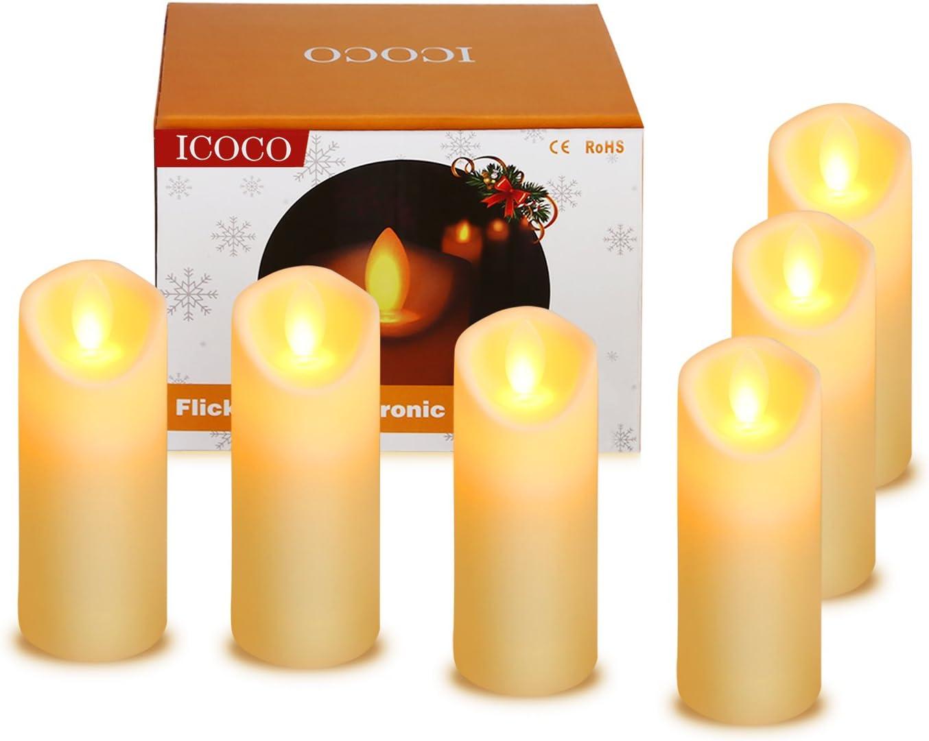 iCoco LED Velas