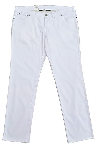 2019 echt ein paar Tage entfernt ein paar Tage entfernt Brax Eurex Jeans Leo 310 High Stretch Regular Cut Weiß Größe ...