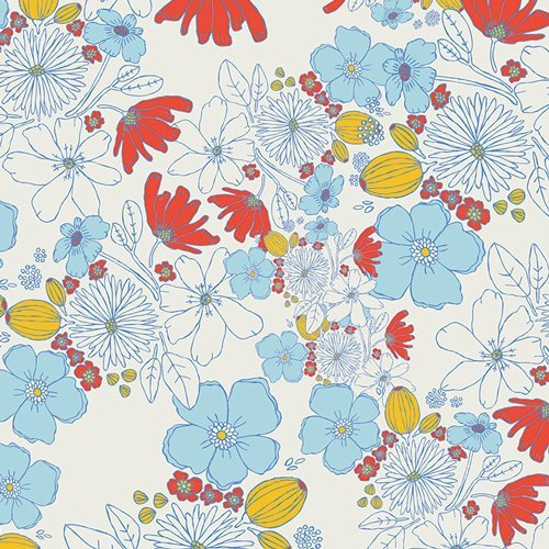 leas-bloom-clearwater-meadow-leah-duncan-art-gallery-fabric-mw-70023-blue-red-flowers-half-yard