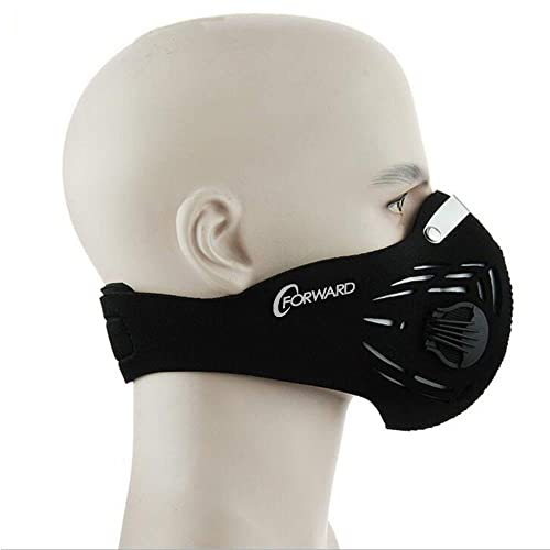 Cforward Dustproof Mask Activated Carbon Filtration
