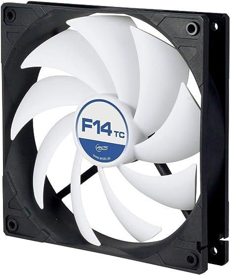 ARCTIC BioniX F140 – 140 mm Ventilador de Caja para CPU con PWM ...
