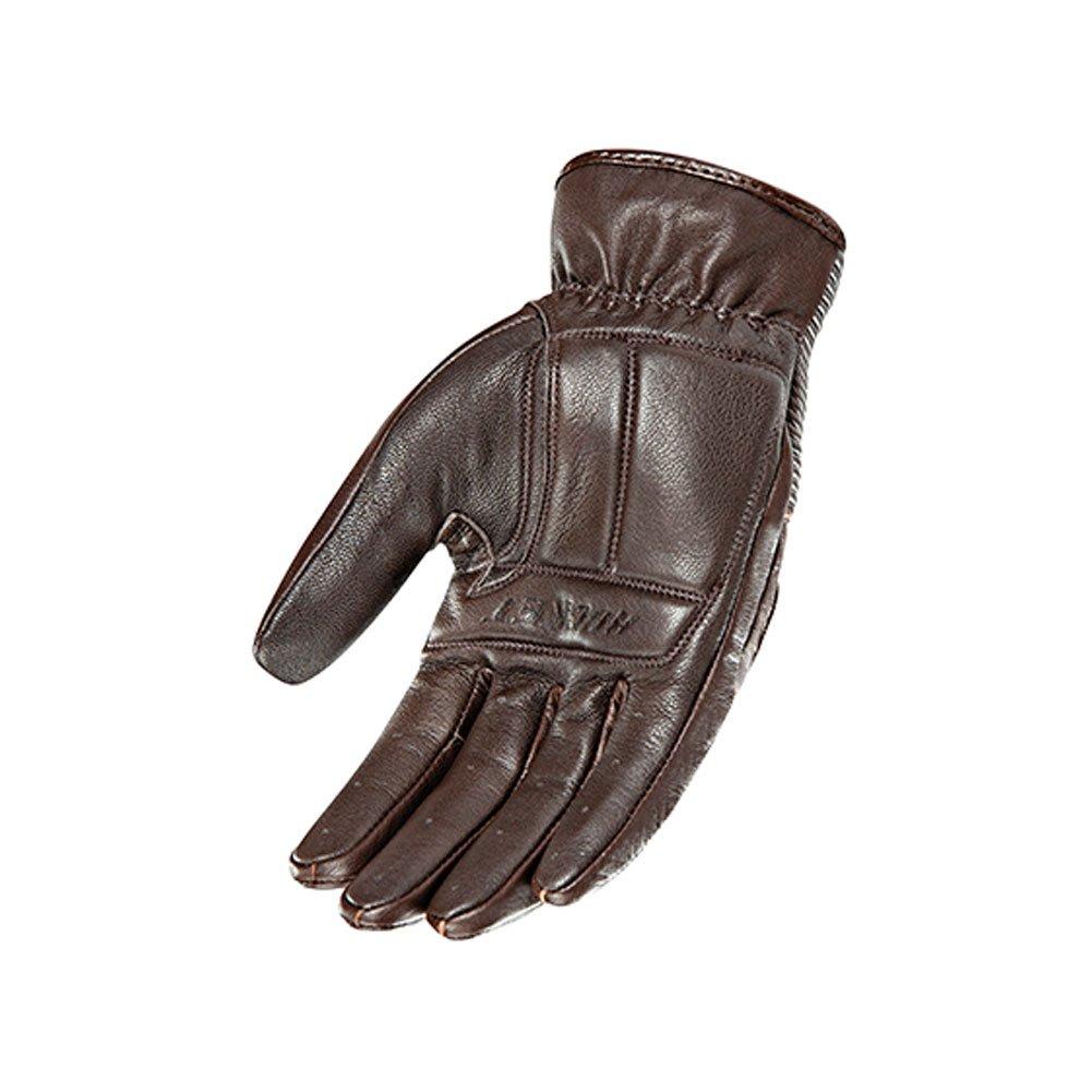 Brown//X-Large Joe Rocket Cafe Racer Mens Street Motorcycle Leather Gloves
