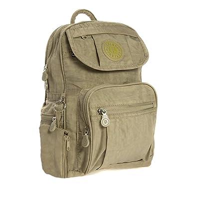37e7b36aab9 Ladies Mini Faux Leather Backpack Rucksack Girls School Bag College Womens  Shoulder Gym Bag