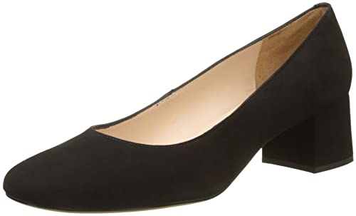 Kun_18_KS, Zapatos de Tacón para Mujer, Negro (Black), 39 EU Unisa