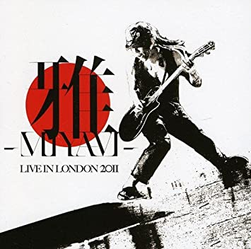 Miyavi Live In London 2011 Amazon Com Music