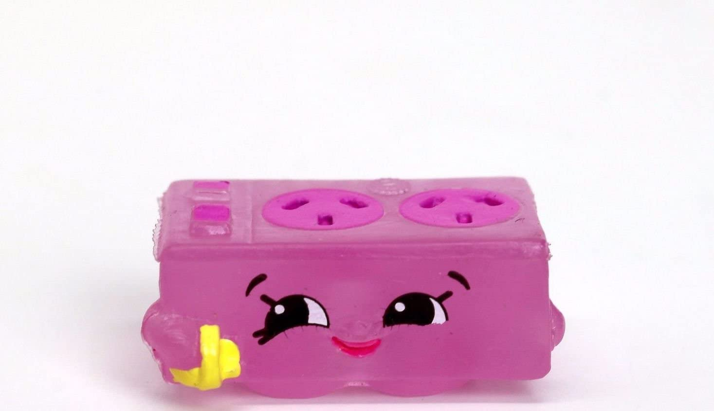 Shopkins Season 5 Special Edition Electric Glow Howard Powerboard pink #5-139