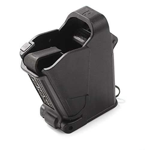 Maglula ltd. UpLULA Pistol Magazine Loader/Unloader, Fits 9mm-45 ACP Black UP60B