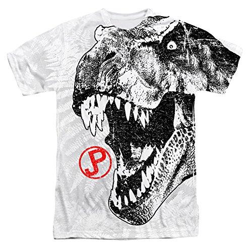 Jurassic Park- T Rex Head T-Shirt Size M