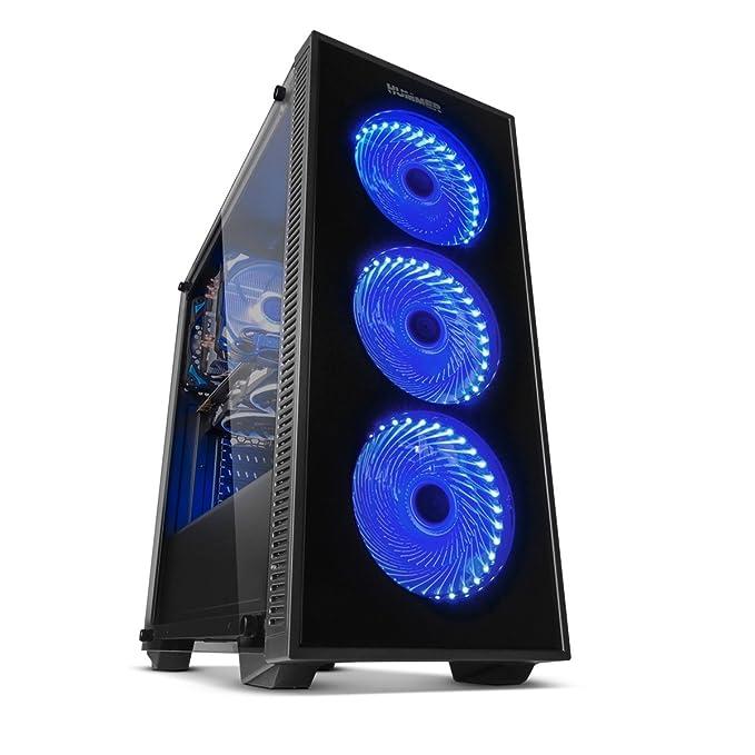 Ordenador de sobremesa Intel i7 8700K Octava Generación Tibanna: Amazon.es: Informática