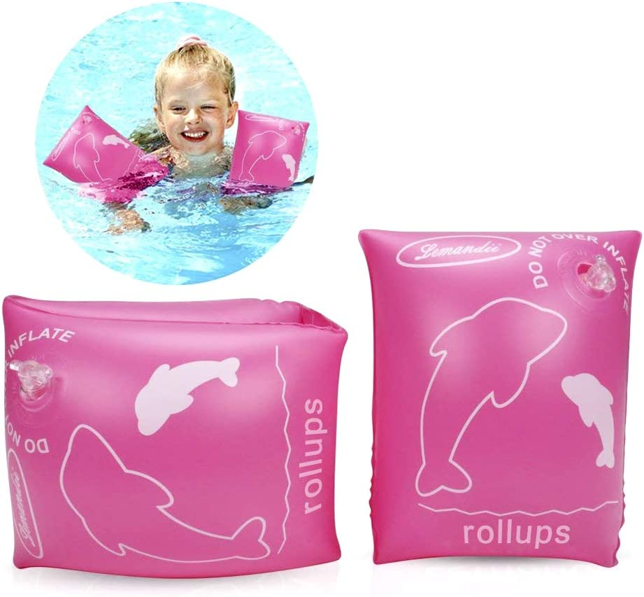 0-4 Jahre altes Kind, Blau ALIXIN-Floater aufblasbare schwimmende aufblasbare Armb/änder Ringe,Floater /Ärmel Schwimmen Ringe Schlauch Armbinden f/ür Kinder Kleinkinder und Erwachsene.