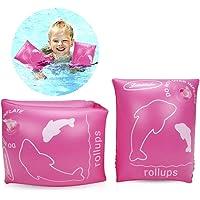 ALIXIN-Brazaletes inflables flotantes Anillos,Flotadores Alas de Agua Brazos,Anillos de natación Brazaletes de Tubos…