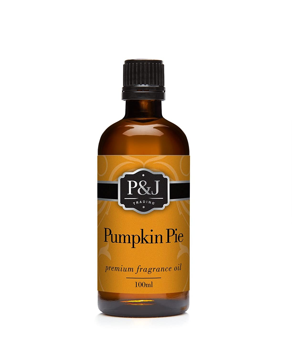 Pumpkin Pie Fragrance Oil - Premium Grade Scented Oil - 100ml/3.3oz