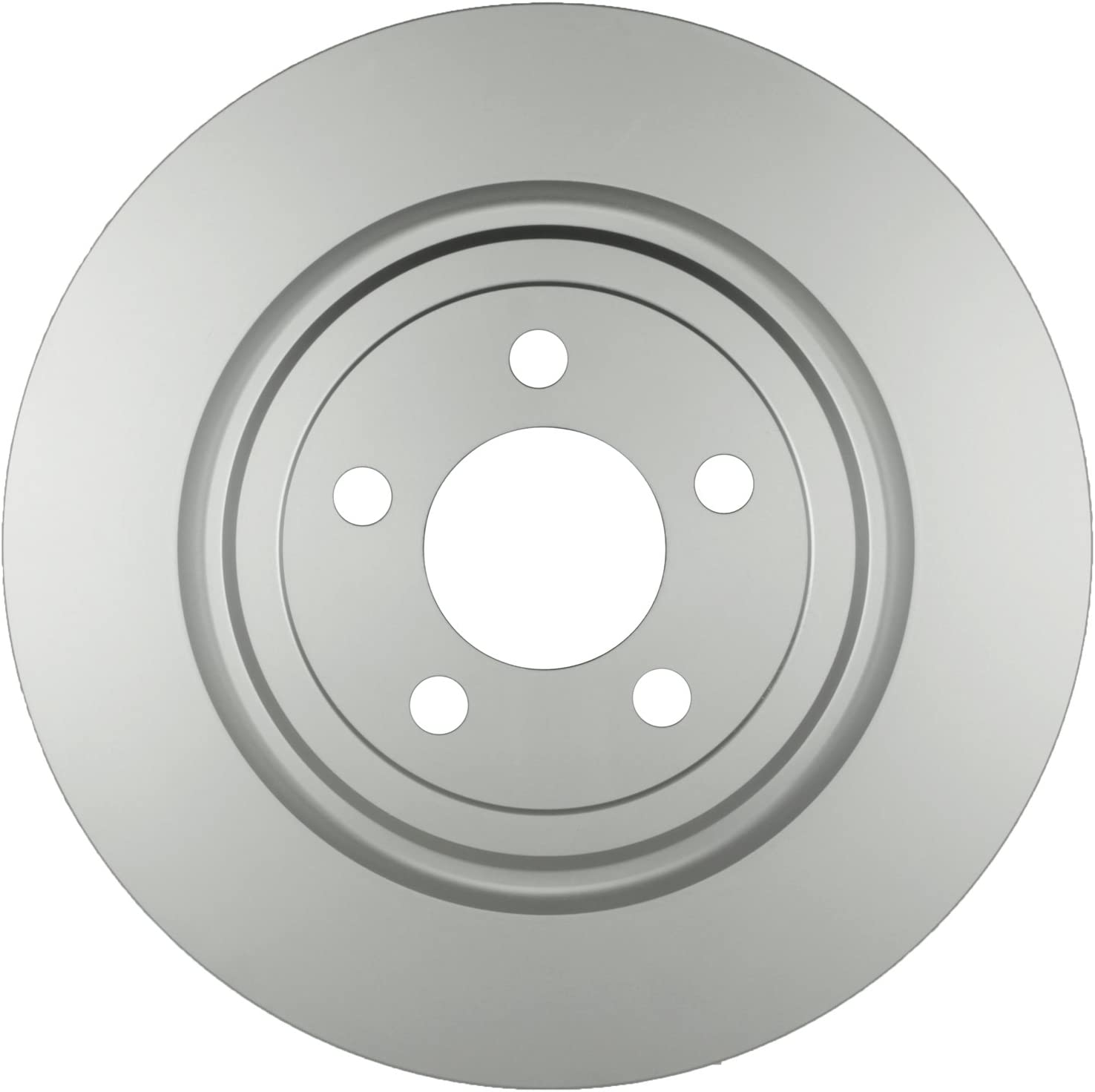 Bosch 16010247 QuietCast Premium Disc Brake Rotor For Chrysler 2005-2013 300; Dodge 2006-2016 Charger; Rear