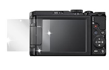 Dipos I 6x Schutzfolie Klar Passend Für Nikon Amazonde Computer