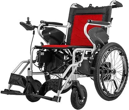 zdw Movimiento Salud Lite Trekker powerchairs - Silla de ruedas eléctrica motorizado para adultos Dos motores de alta velocidad, Reda, control único,Reda,Control dual: Amazon.es: Bricolaje y herramientas