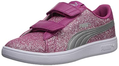 1f6066e99034a4 Puma - PUMA - Chaussures Smash V2 Glitz Glam V Enfants