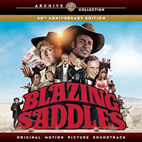 Blazing Saddles Original Soundtrack Anniversary