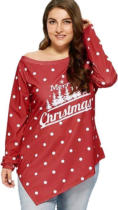 Atezch Women Fashion Off Shoulder Short Sleeve Star American Flag Print T-Shirt Casual Top Blouse