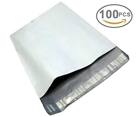 Amazon.com: aquapapa 100 6 x 9 Poly sobres sobres Self Seal ...