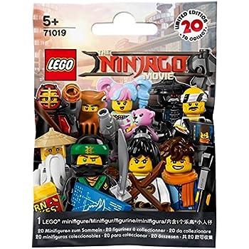 Amazon.com: LEGO Ninjago Movie Minifigure - Blind Bag Pack ...