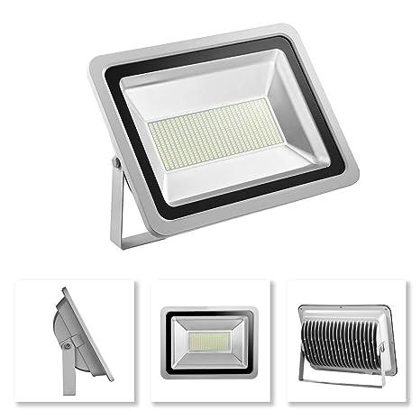 yuanline® Proyector LED Exterior 10 W para jardín, patio, terraza ...