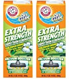 Arm & Hammer Odor Eliminator For Carpet & Room Extra Strength Boxed 60 Oz, 2 Boxes Each 30 Oz