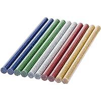 Bosch lijmsticks glitter (10 stuks, Ø 7 mm) Single multicolor