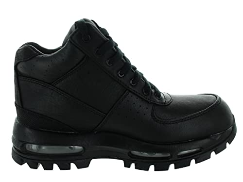Amazon.com | Nike Air Max Goadome ACG Youth US 5 Black Boot | Hiking Shoes