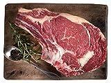 #5: Porter & York Beef Bone in Rib Steak, 2 lb